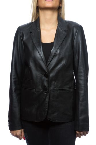 veste cuir oakwood cindy